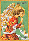 Ingrid,Christmas, paintings+++++,USISGAI08C,#XR# ,angels