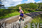 Tina Donovan who took part in the Killarney Women's Mini Marathon on Saturday last.
