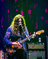 LAS VEGAS, NV - August 15, 2016: ***HOUSE COVERAGE*** Kurt Vile and The Violators  perform at Brooklyn Bowl Las Vegas at The Linq in Las vegas, NV on August 15, 2016. Credit: Erik Kabik Photography/ MediaPunch