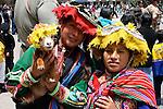 Cusco Peru, Traditional Dress