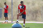 Getafe CF's Angel Rodriguez during training session. August 1,2017.(ALTERPHOTOS/Acero)