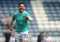 Blackburn Rovers' Craig Conway during the pre-match warm-up <br /> <br /> Photographer Kevin Barnes/CameraSport<br /> <br /> The EFL Sky Bet Championship - Blackburn Rovers v Bolton Wanderers - Monday 22nd April 2019 - Ewood Park - Blackburn<br /> <br /> World Copyright © 2019 CameraSport. All rights reserved. 43 Linden Ave. Countesthorpe. Leicester. England. LE8 5PG - Tel: +44 (0) 116 277 4147 - admin@camerasport.com - www.camerasport.com