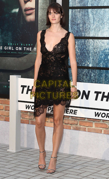 Sam Rollinson at The Girl on the Train - world film premiere at the Odeon Leicester Square. London on September 20th 2016<br /> CAP/ROS<br /> &copy;Steve Ross/Capital Pictures
