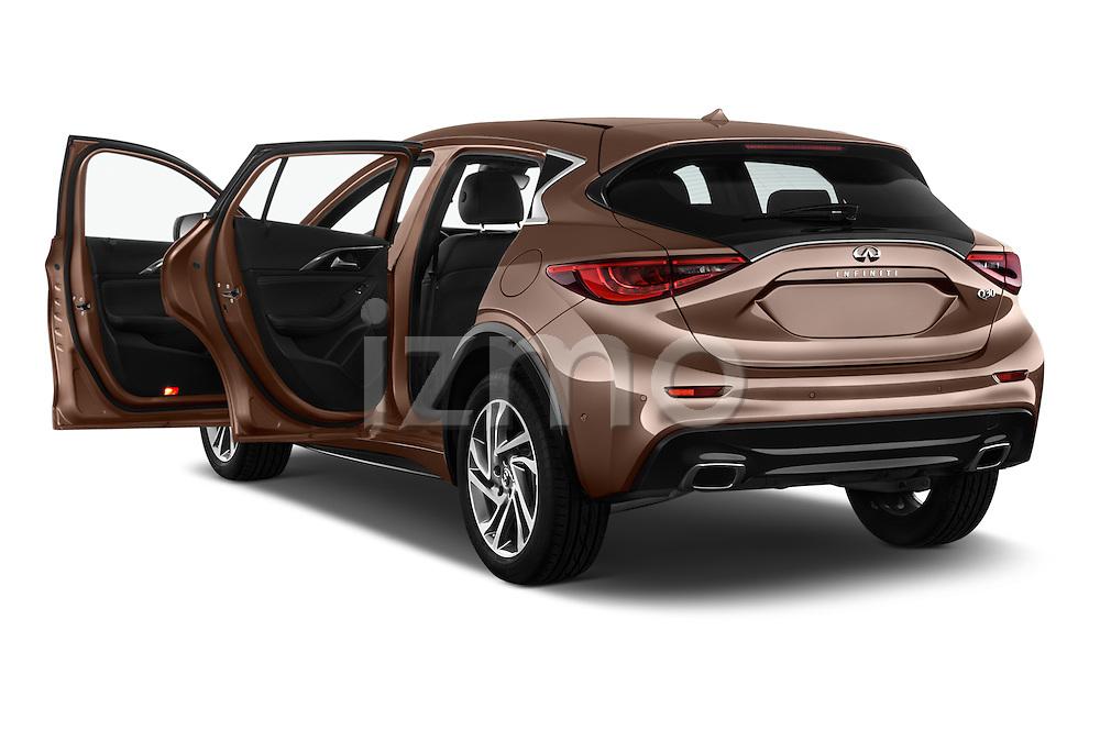 Car images of 2016 Infiniti Q30 Premium 5 Door Hatchback Doors