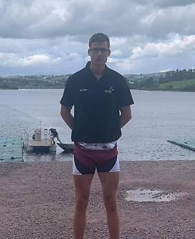 Lightweight Men's Single Scull (BLM1x) Sam O'Neill (NUIG)