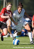 Boise St Soccer 2008f v NNU