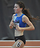 Reilly Siebert of Syosset competes in the girls 2-mile run during the New Balance Indoor Nationals at The Armory in New York, NY on Sunday, March 11, 2018. She finished in sixth place with a time of 10:34.70.