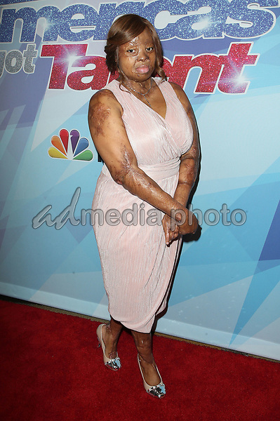 "29 August 2017 - Hollywood, California - Kechi. NBC ""America's Got Talent"" Season 12 Live Show held at the Dolby Theatre. Photo Credit: F. Sadou/AdMedia"