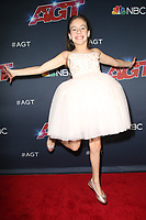 """HOLLYWOOD, CA - SEPTEMBER 10: Emanne Beasha, at """"America's Got Talent"""" Season 14 Live Show Red Carpet at The Dolby Theatre  in Hollywood, California on September 10, 2019. Credit: Faye Sadou/MediaPunch"""