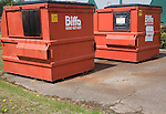 Biffa waste containers