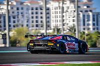 #27 DAIKO LAZARUS RACING LAMBORGHINI HURACAN GT3 PRO AM MIGUEL RAMOS (PRT) NICOLA DE MARCO (ITA) FABIO ONIDI (ITA)
