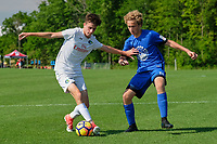Westfield, IN - June 21, 2017: 2017 Development Academy Summer Showcase at Grand Park.