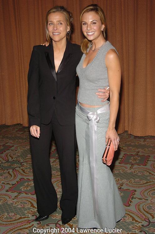 Meredith Viera and Elisabeth Hasselbeck