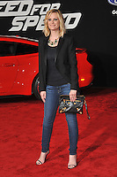 Bonnie Somerville at the U.S. premiere of &quot;Need for Speed&quot; at the TCL Chinese Theatre, Hollywood.<br /> March 6, 2014  Los Angeles, CA<br /> Picture: Paul Smith / Featureflash