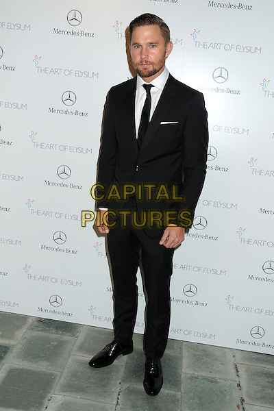 11 January 2014 - Los Angeles, California - Brian Geraghty. 7th Annual Art of Elysium Heaven Gala held at the Skirball Cultural Center.  <br /> CAP/ADM/BP<br /> &copy;Byron Purvis/AdMedia/Capital Pictures