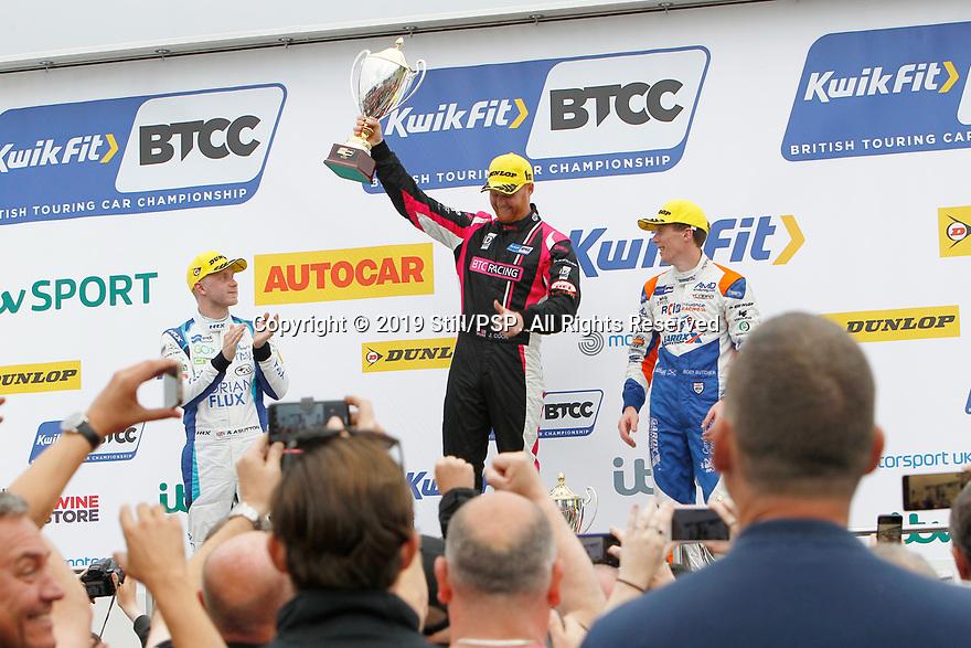 Round 3 of the 2019 British Touring Car Championship.