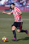 Atletic de Bilbao's Mikel Balenziaga during the match of La Liga between Leganes and Athletic Club at Butarque Stadium  in Madrid , Spain. January  14, 2017. (ALTERPHOTOS/Rodrigo Jimenez)