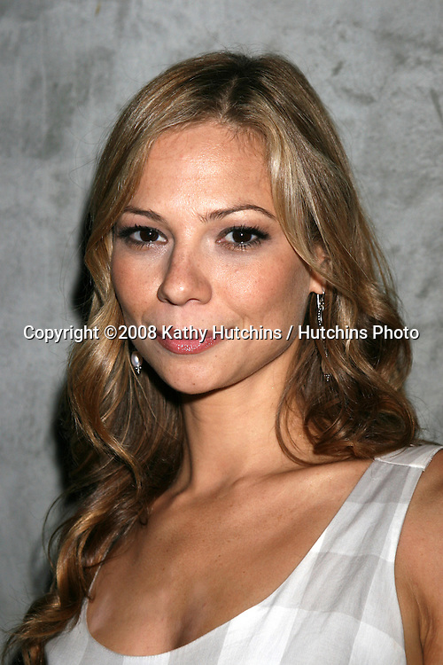 Tamara Braun attending the  Daytime for Planned Parenthood Event at a rooftop in Hollywood, CA.June 18, 2008.©2008 Kathy Hutchins / Hutchins Photo .