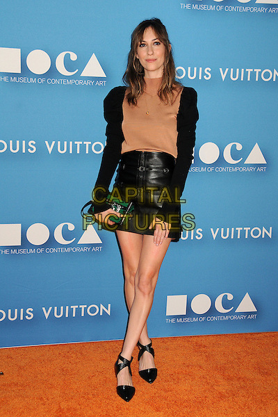 30 May 2015 - Los Angeles, California - Gia Coppola. MOCA Gala 2015 held at The Geffen Contemporary at MOCA. <br /> CAP/ADM/BP<br /> &copy;BP/ADM/Capital Pictures