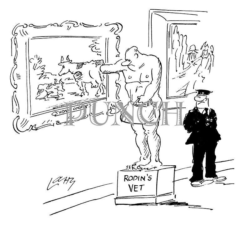 Rodin's Vet