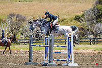 Class 7: Peninsula Medical Horse 1.20m. 2020 NZL-Collinson Forex Premier Show Jumping At Woodhill Sands. Helensville. Saturday 11 January. Copyright Photo: Libby Law Photography