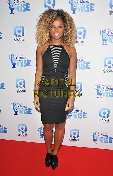 Fleur East attends the Global Radio's Make Some Noise Night Gala, Supernova, Embankment Gardens, London, England, UK, on Tuesday 24 November 2015. <br /> CAP/CAN<br /> &copy;CAN/Capital Pictures
