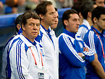 Greek coach Otto Rehhagel at Euro 2008, RUS-GRE, 06142008, Salzburg, Austria