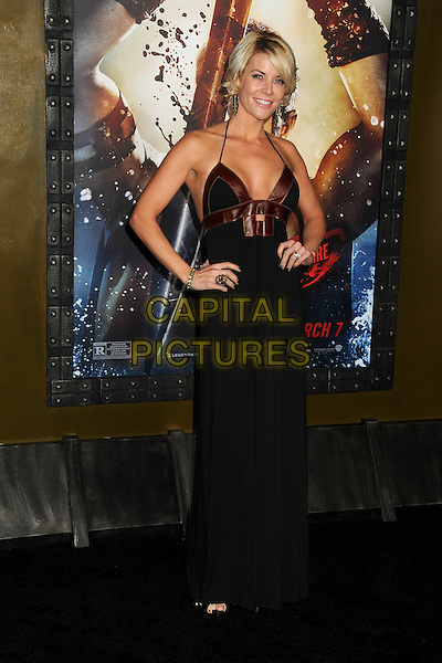 4 March 2014 - Hollywood, California - McKenzie Westmore. &quot;300: Rise of an Empire&quot; Los Angeles Premiere held at the TCL Chinese Theatre. <br /> CAP/ADM/BP<br /> &copy;Byron Purvis/AdMedia/Capital Pictures