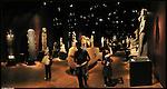 Museo Egizio. Immagine appartenente al progetto fotografico Vita da Museo di Marco Saroldi.