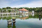 Amlapura, Ujung Wasserpalast, Bali