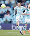 Celta de Vigo's Iago Aspas during La Liga match. February 27,2016. (ALTERPHOTOS/Acero)