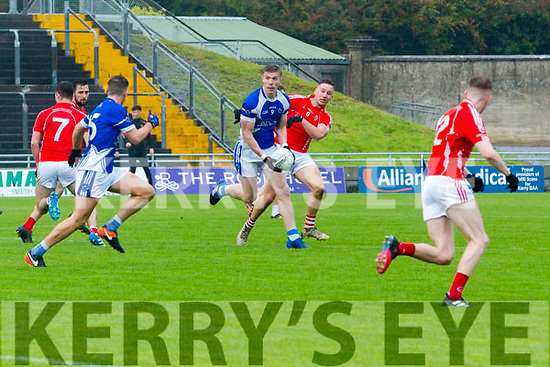 Rahillys , Tommy walsh  at the Garvey's Supervalu Senior County Football Championship Quarter Finals East Kerry V Kerins O'Rahillys at Austin Stacks Park on Saturday
