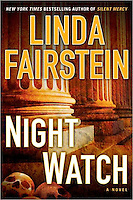 NIGHT WATCH, By Linda Fairstein<br />