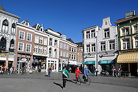 Centrum van Den Bosch. De Markt