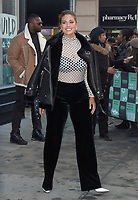 NEW YORK, NY - JANUARY 9: Ashley Graham at Build Series promoting the new season of America's Next Top Model in New York City on January  9, 2018. <br /> CAP/MPI/RW<br /> &copy;RW/MPI/Capital Pictures
