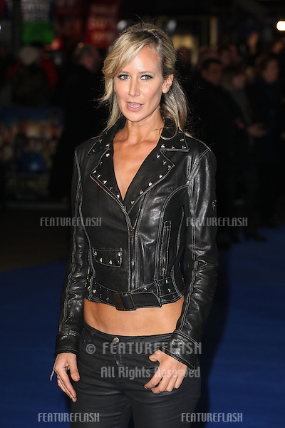 Lady Victoria Hervey arriving for the Night At The Museum: Secret Of The Tomb UK premiere, at the Empire leicester Square, London. 15/12/2014 Picture by: Alexandra Glen / Featureflash