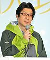"Junji Sakamoto, Nov 29, 2011 : November : Tokyo, Japan, Japanese director Junji Sakamoto appears at a press conference for the film ""Kita no Kanaria tachi"" in the Tokyo."