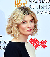Jodie Whittaker<br /> at Virgin Media British Academy Television Awards 2019 annual awards ceremony to celebrate the best of British TV, at Royal Festival Hall, London, England on May 12, 2019.<br /> CAP/JOR<br /> ©JOR/Capital Pictures
