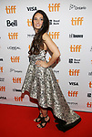 Kathryn Aboya attends the TIFF Soiree during the 2017 Toronto International Film Festival at TIFF Bell Lightbox on September 6, 2017 in Toronto, Canada.