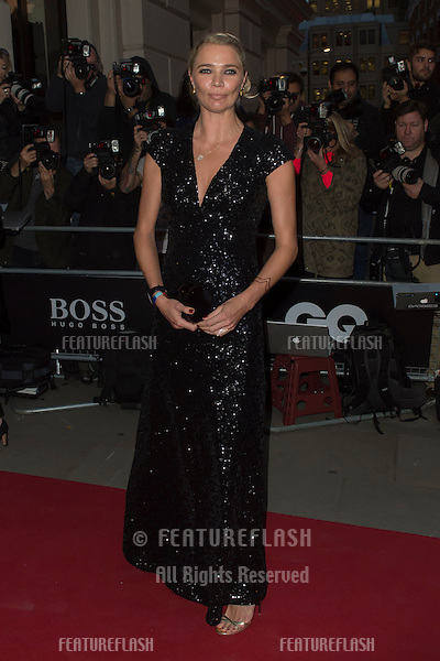 Jodie Kidd at the 2015 GQ Men of the Year Awards at the Royal Opera House, Covent Garden, London.<br /> September 8, 2015  London, UK<br /> Picture: Dave Norton / Featureflash