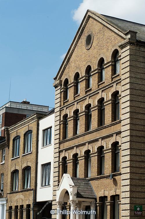 Camden Council housing: Hopkinsons Place, Primrose Hill