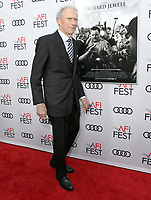 """20 November 2019 - Hollywood, California - Clint Eastwood. 2019 AFI Fest - """"Richard Jewell"""" Los Angeles Premiere<br />  held at TCL Chinese Theatre. Photo Credit: Birdie Thompson/AdMedia"""
