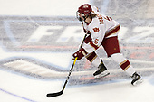 Henrik Borgström (DU - 5) - The University of Denver Pioneers defeated the University of Minnesota Duluth Bulldogs 3-2 to win the national championship on Saturday, April 8, 2017, at the United Center in Chicago, Illinois.