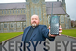 Parishioners will once again be able to enjoy mass in the comfort of their homes following the installation of a new radio system at St Mary Catherdral in Killarney to broadmast on a new radio system. .Fr Kevin McNamara says that the new system is even better and will also allow for outside masses to be broadcast. .