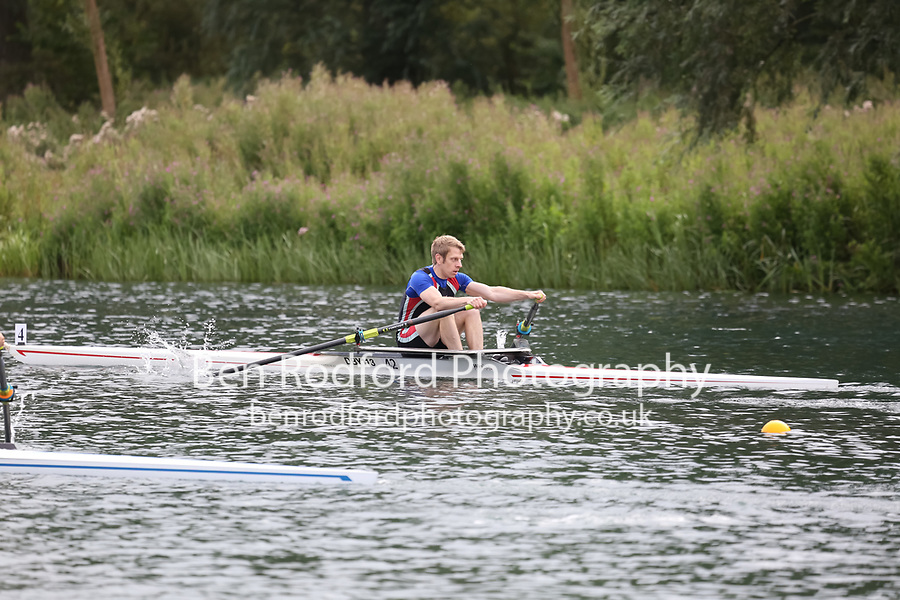 Race: 16: Tier1 1x  Heat 1<br /> <br /> Peterborough Summer Regatta 2017 - Saturday<br /> <br /> To purchase this photo, or to see pricing information for Prints and Downloads, click the blue 'Add to Cart' button at the top-right of the page.