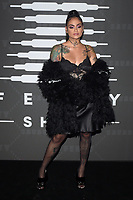BROOKLYN, NY - SEPTEMBER 10: Kehlani at Rihanna's second annual Savage X Fenty Show at Barclay's Center in Brooklyn, New York City on September 10, 2019. Credit: John Palmer/MediaPunch