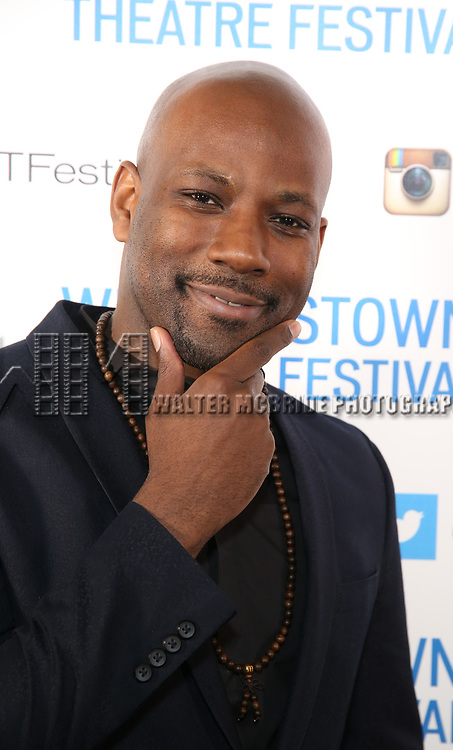 Steve (Maurice) Jones attends the 2018 Williamstown Theatre Festival Gala at the Tao Downtown on February 5, 2018 in New York City.