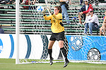 09 December 2007: USC's Kristin Olsen. The University of Southern California Trojans defeated the Florida State University Seminoles 2-0 at the Aggie Soccer Stadium in College Station, Texas in the NCAA Division I Womens College Cup championship game.
