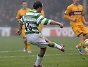 12/12/2009  Copyright  Pic : James Stewart.sct_jspa13_motherwell v celtic  . :: AIDEN MCGEADY SCORES CELTIC'S SECOND :: .James Stewart Photography 19 Carronlea Drive, Falkirk. FK2 8DN      Vat Reg No. 607 6932 25.Telephone      : +44 (0)1324 570291 .Mobile              : +44 (0)7721 416997.E-mail  :  jim@jspa.co.uk.If you require further information then contact Jim Stewart on any of the numbers above.........