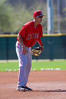 2018.03.20 Los Angeles Angels Spring Training Workout